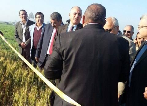 الري: وحدة للموارد المائية بديوان محافظة الفيوم