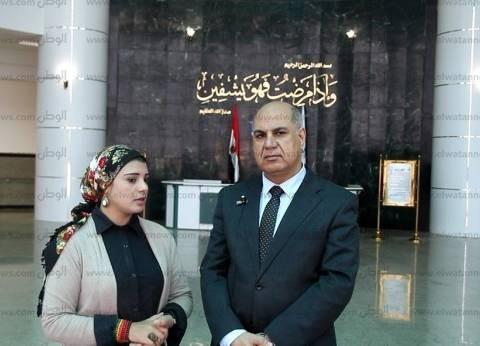 """رئيس جامعة كفر الشيخ: : معهد الـ""""نانو تكنولوجي"""" أول معهد تطبيقي في مصر"""