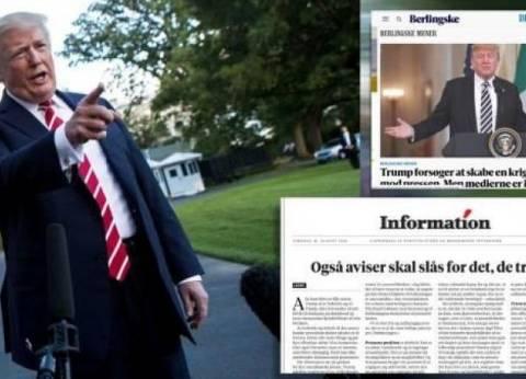 """فخري الفقي: تحذير ترامب أشبه بكلمات مبارك الأخيرة """"أنا أو الفوضى"""""""