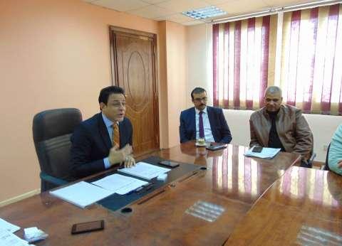 """نائب محافظ القاهرة: """"توقيع عقود 86 حالة بمشروع الفواخير"""""""