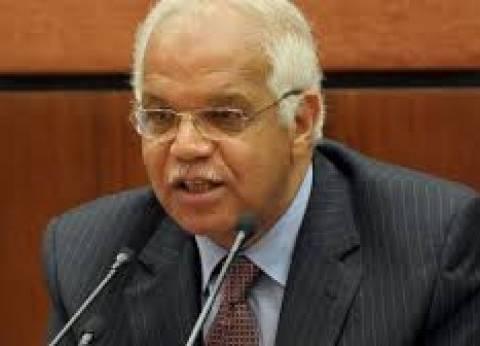 محافظ القاهرة يتفقد لجان مدرسة القبة الثانوية العسكرية بالزيتون