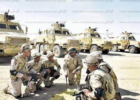 «الوطن» تقضى يوماً داخل مبيت «الأبطال»: نظام.. وروح عالية.. والجنود «أسرة واحدة»