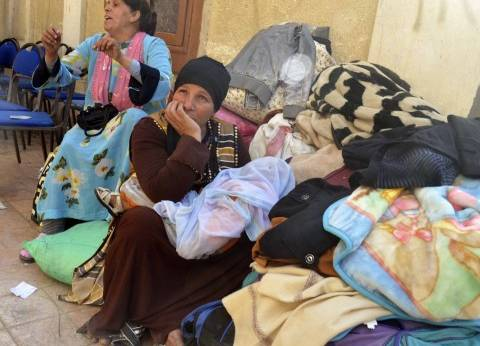 الكنيسة: 100 أسرة غادرت العريش إلى الإسماعيلية