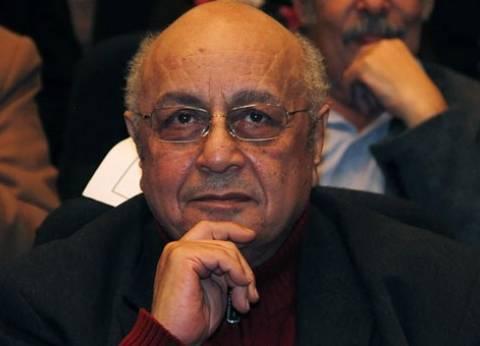 سامح الصريطي وصبري فواز ومحمد العدل أول الحضور لجنازة سيد حجاب