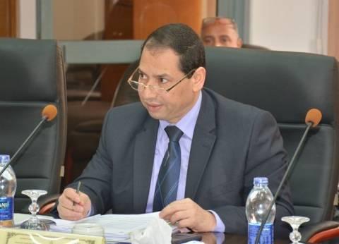 جامعة بورسعيد تنعى شهداء تفجير كنيسة طنطا