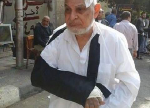 """مسن: """"زعلان من الشباب القاعدين على القهاوي ورافضين المشاركة في الانتخابات"""""""