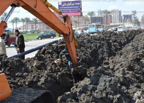 """""""الري"""": تنفيذ أعمال صناعية وتطهيرات لشبكات الري بـ 256 مليون جنيه"""