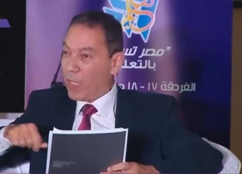 """الناظر يوصي بعقد """"مصر تستطيع بذوي الاحتياجات الخاصة"""" العام المقبل"""