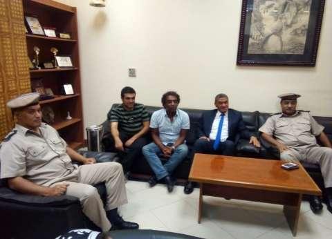 """رئيس """"العامة لقصور الثقافة"""" يستقبل مدير أمن بني سويف"""