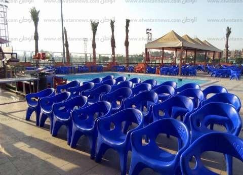 مراكز الشباب والأندية بالغربية تتزين لاستقبال مشجعي مباراة منتخب مصر