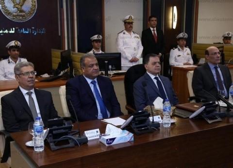 وزير الداخلية يتابع إجراءات تأمين الاستفتاء من غرفة عمليات قطاع الأمن