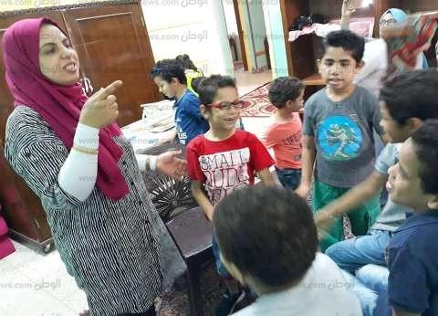 جامعة القناة تنظم برنامج لتنمية مواهب أطفال دار الرحمة للأيتام