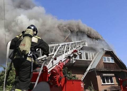 مصرع شخص في حريق شقة بشرق الإسكندرية