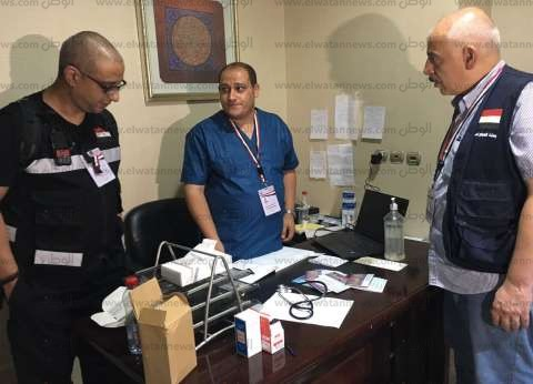 بعثة الحج الطبية: تحويل 8 أطباء للتحقيق خلال حملات تفتيش بعيادات مكة