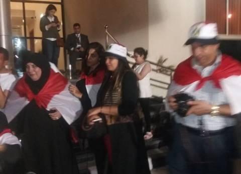 """سفير مصر في تونس: نتواصل مع المواطنين عبر """"واتس آب"""" لحثهم على المشاركة"""