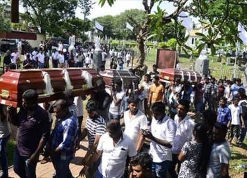 عاجل| سريلانكا تلغي قداس الأحد في الكنائس خشية هجمات إرهابية