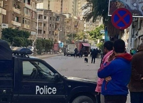 بلاغ سلبي بوجود قنبلة بمحيط مسجد علي بن أبي طالب في الإسكندرية