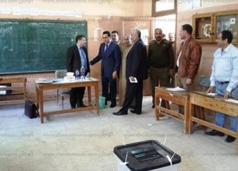 """لجان الاقتراع تفتح أبوابها أمام المواطنين في دوائر الانتخابات """"المُعادة"""""""