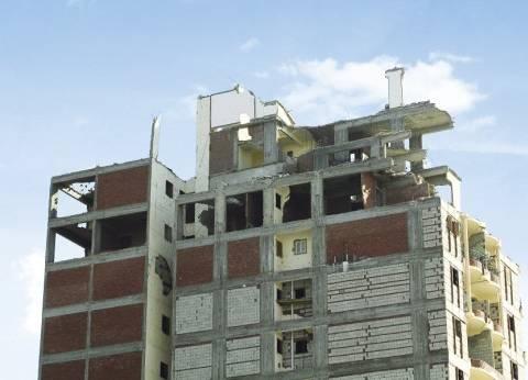 حي المنتزة أول بالإسكندرية يشن حملة لإزالة العقارات المخالفة