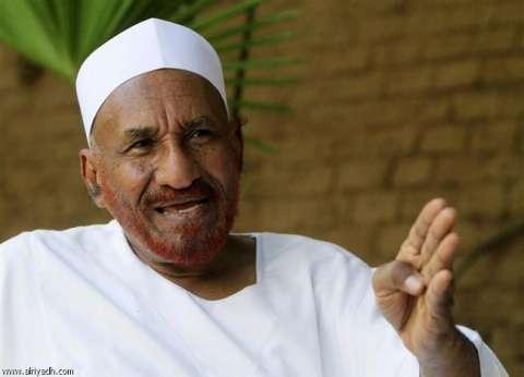 """""""المهدي"""": سندفع بشكاوى دستورية ضد حكومة السودان بسبب قمع الاحتجاجات"""