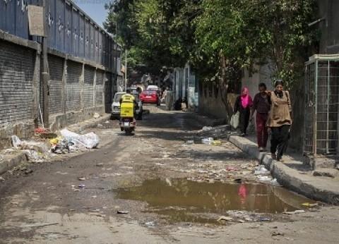 مدينة نصر والزيتون: المواقف العشوائية تحتل الشوارع