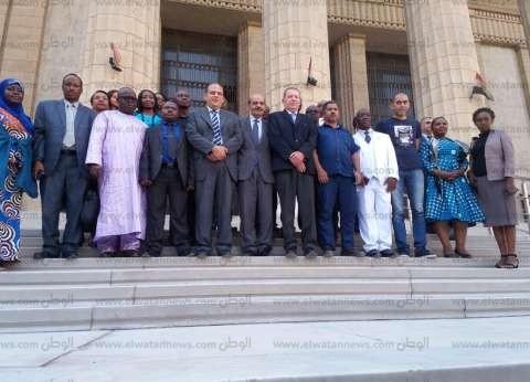 """""""النقض"""" تستقبل 20 قاضيا أفريقيا في إطار التعاون بين المحكمة وأفريقيا"""
