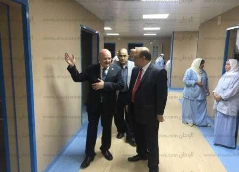 """السبت.. افتتاح وحدة العناية المركزة بـ""""جراحة مستشفيات جامعة الزقازيق"""""""