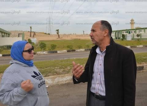 «زين»: القرية تحولت خلال سنتين من صحراء إلى مجتمع عمرانى متكامل