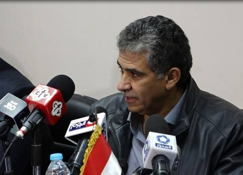 وزير البيئة: الإرهاب يسعى لزعزعة عزيمة المصريين بكافة طوائفهم