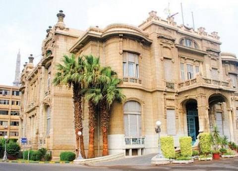 """""""الديب"""": جامعة عين شمس مؤمنة بالكامل.. ولا أحد يجرؤ على اختراق السلم العام للوطن"""