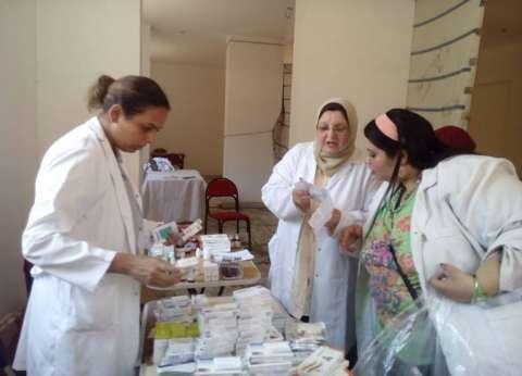 """""""الصحة"""": تقديم الخدمة الطبية مجانا لـ3 آلاف مواطن عبر قوافل أسيوط"""