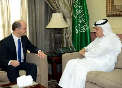 وزير النقل السعودي يلتقي السفير النمساوي في المملكة
