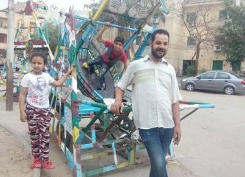 الرزق يحب اللجان.. «مراجيح» السيدة زينب ترحب بالأطفال