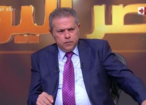 """توفيق عكاشة يهاجم النظام القطري ويصف سياساته بـ""""الندالة"""""""