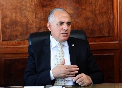 وزير الري: السيسي مهتم بإنشاءات سد تنزانيا حرصا على جودة التنفيذ