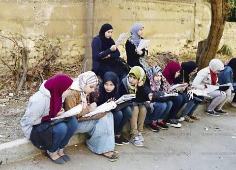 """أمين عام """"عين شمس"""": امتحانات التيرم الثاني تناسب الطالب المتوسط"""