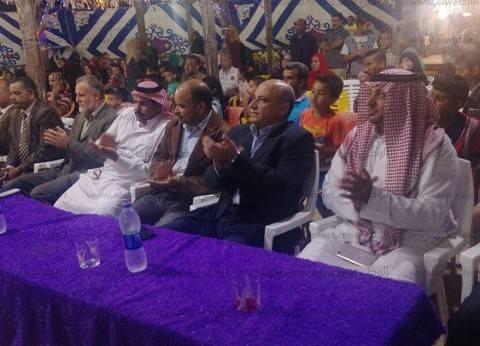 """""""ثقافة رأس سدر"""" تنظم احتفالا بمناسبة أعياد """"تحرير سيناء"""""""