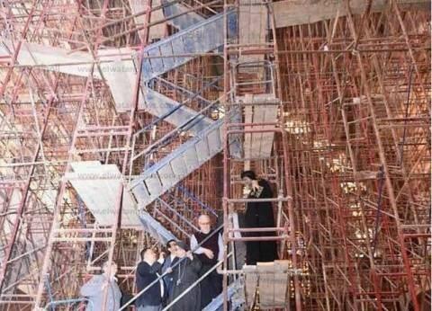 """""""القيامة"""" يعيد الأعياد مرة أخرى إلى الكاتدرائية المرقسية بالعباسية"""