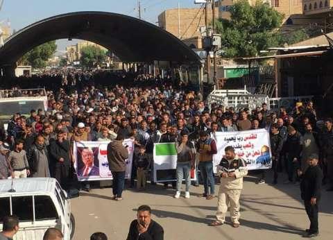 الحكومة العراقية: نعمل على تجفيف منابع الفساد
