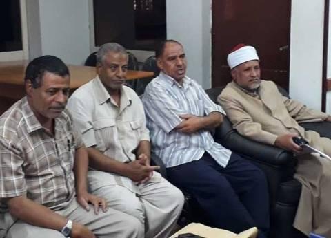 """رئيس """"البحر الأحمر الأزهرية"""" يبحث استعدادات امتحانات الشهادات"""