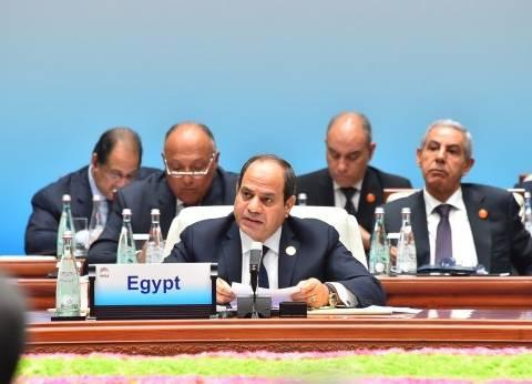 «السيسى» يستعرض رؤية مصر 2030.. ويطرح  4 رسائل فى «بريكس».. وقمة «مصرية - فيتنامية» اليوم
