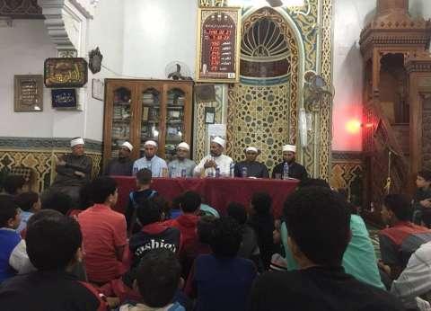 """اليوم.. """"أوقاف الإسكندرية"""" تنظم أمسيات عن السيرة النبوية بـ11 مسجدا"""