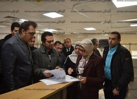 اليوم.. وزيرة الصحة تتفقد تطوير مستشفى أبوخليفة بالإسماعيلية