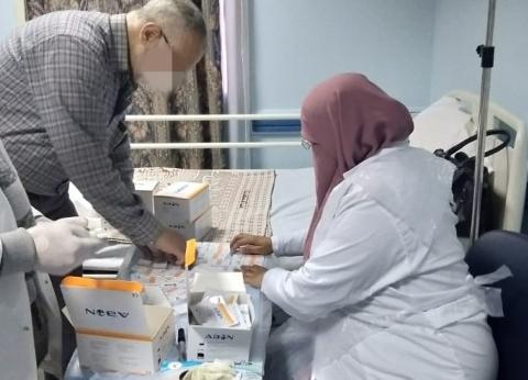 13حالة اشتباه تعاطي مخدرات في حملة تحاليل بين موظفي جامعة الإسكندرية