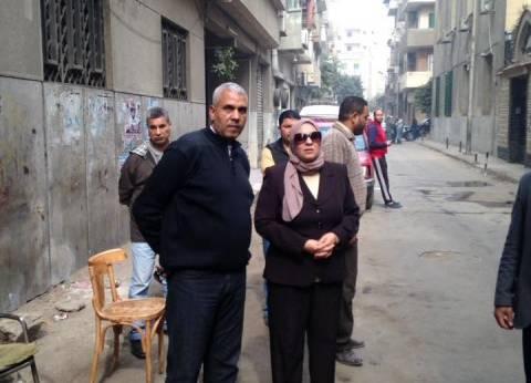 نائب محافظ القاهرة تطالب رؤساء الأحياء بالتصدي للإشغالات والمخالفات