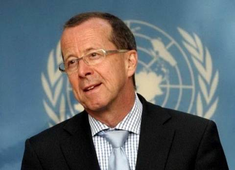 """المبعوث الأممي إلى ليبيا يصف لقاءه بـ""""أحمد أبو الغيط"""" بـ""""المثمر"""""""