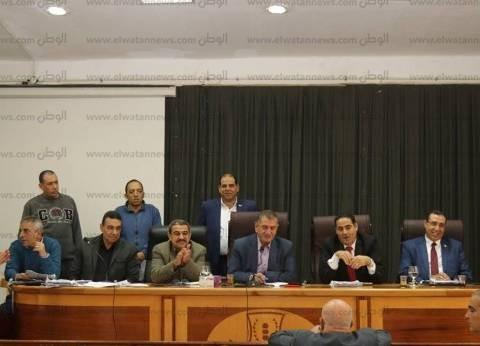 بالصور| محافظ كفرالشيخ يناقش 86 شكوى خلال لقاء المواطنين الأسبوعي