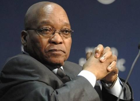 الكرة في ملعب زوما بعد مطالبة الحزب الحاكم في جنوب إفريقيا برحيله