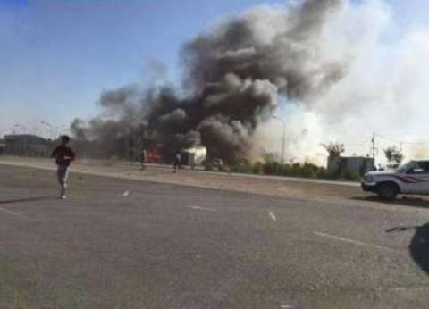 نقل جثمان قتلى التفجير الإرهابي في العراق إلى إيران