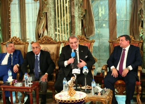 مفيد شهاب : اخشى من انتشار الفكر المتطرف رغم تراجع العمليات الإرهابية